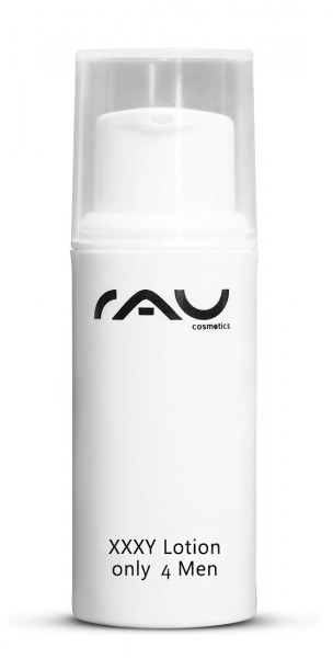 RAU XXXY Lotion only 4 men 5 ml