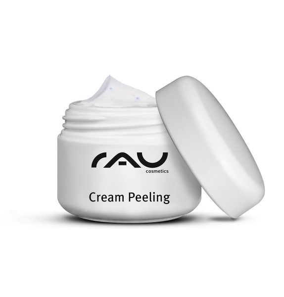 RAU Cosmetics Cream Peeling 5 ml Tiegelchen