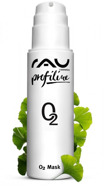 RAU O2 Mask 150 ml PROFILINE - Kabinenware für Kosmetikstudios und Fachhändler