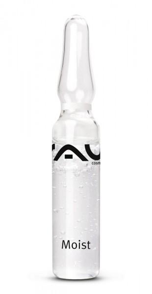 RAU Moist Ampoule 10x2 ml - effektiver Feuchtigkeitsbooster