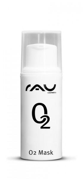 RAU O2 Mask 5 ml - durchblutungsfördernde Gesichtsmaske