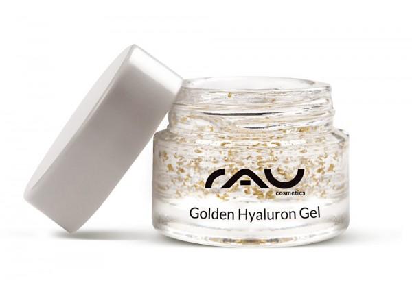 RAU Cosmetics Golden Hyaluron Gel, 5 ml Testgröße