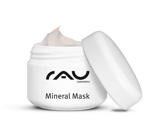 RAU Mineral Mask 5 ml - Mattierende Gesichtsmaske für Unreine Haut