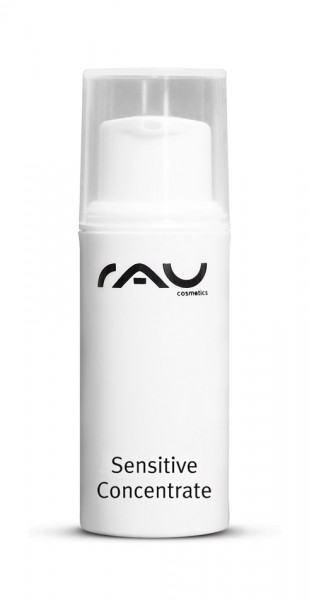RAU Cosmetics Sensitive Concentrate 5 ml Testgröße, Probe
