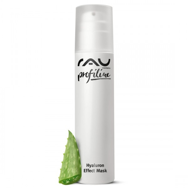 RAU Hyaluron Effect Mask 200 ml PROFILINE - Gel Mask with Hyaluronic Acid and Aloe Vera