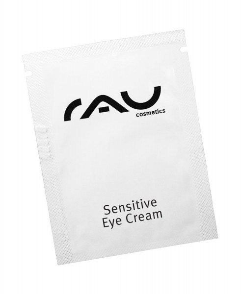 RAU Sensitive Eye Cream 1,5 ml Sachet / Reisegröße