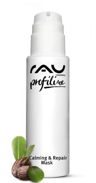 RAU Calming & Repair Mask 150 ml PROFILINE Kabinenware - Beruhigende Maske für trockene und empfindliche Haut
