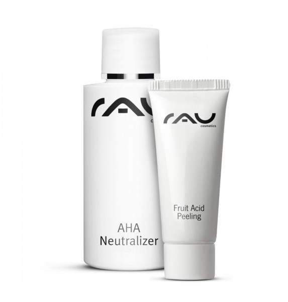 RAU Fruit Acid Peeling 8 ml - Peeling with BHA