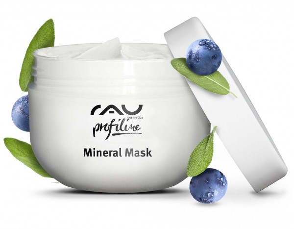 RAU Mineral Mask 200 ml PROFILINE - Cabinware - Face Mask for Impure Skin