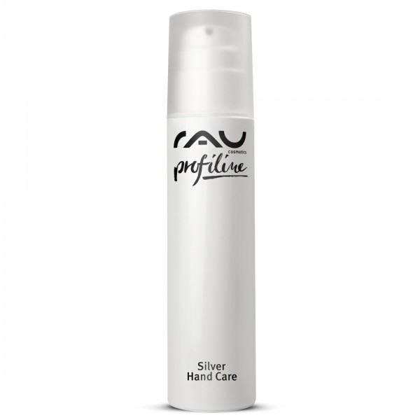 RAU Silver Hand Care 200 ml PROFILINE - Cabinware - For Soft and Protected Hands with SPF