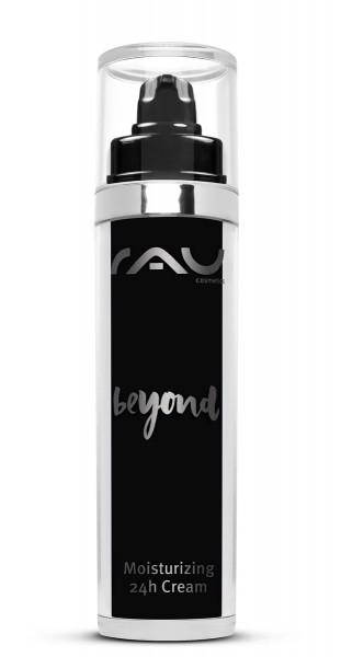 RAU beyond Moisturizing 24h Cream 50 ml - Moisturizing herbal cream with 24h skin boosting effect