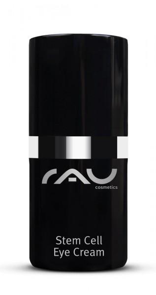RAU Stem Cell Eye Cream 15 ml - Luxus-Augencreme mit Hyaluronsäure & pflanzlichen Stammzellen