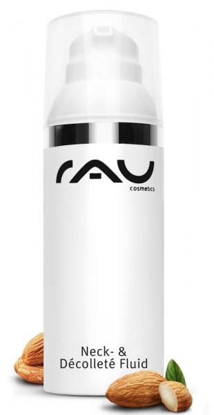 RAU Neck & Decolleté Fluid 50 ml - Spezialcreme für Hals und Dekolleté