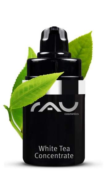 RAU White Tea Concentrate 15 ml - bekämpft Falten & Krähenfüße