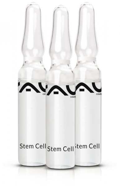RAU Stem Cell Ampullen 3 Stück x 2 ml - Anti-Aging aus der Stranddistel