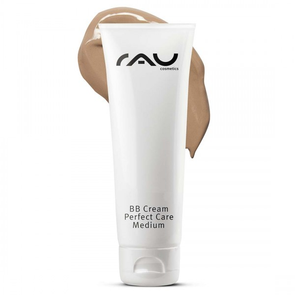 RAU BB Cream Perfect Care Medium 75 ml - Facial Care and Makeup all-in-one