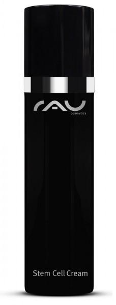RAU Stem Cell Cream 50 ml Airless-Spender - Anti-Aging Creme mit Argireline & pflanzlichen Stammzellen
