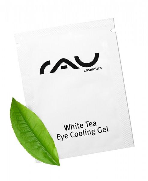 RAU Cosmetics White Tea Eye Cooling Gel 1,5 ml