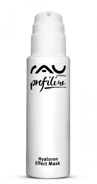 RAU Hyaluron Effect Mask 150 ml PROFILINE - Kabinenware - Gelmaske mit Aloe Vera & Hyaluronsäure