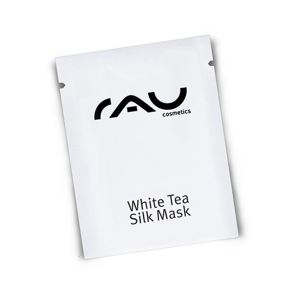 RAU White Tea Silk Mask