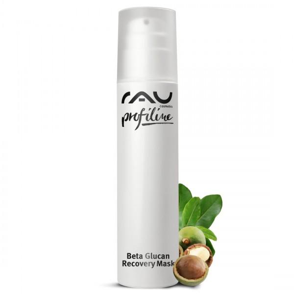 RAU Beta Glucan Recovery Mask 200 ml PROFILINE - Soothing Cream Mask for Irritated Skin