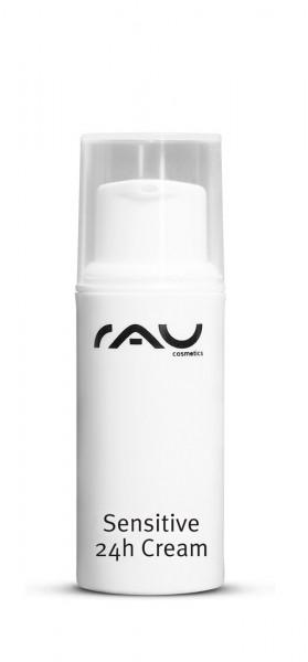 RAU Sensitive 24h Cream  5 ml - zarte 24h-Creme für alle Hauttypen