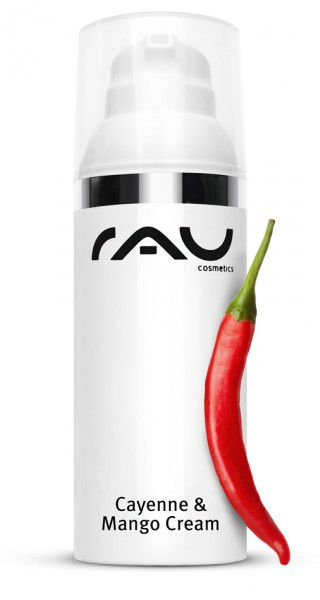 RAU Cayenne & Mango Cream 50 ml