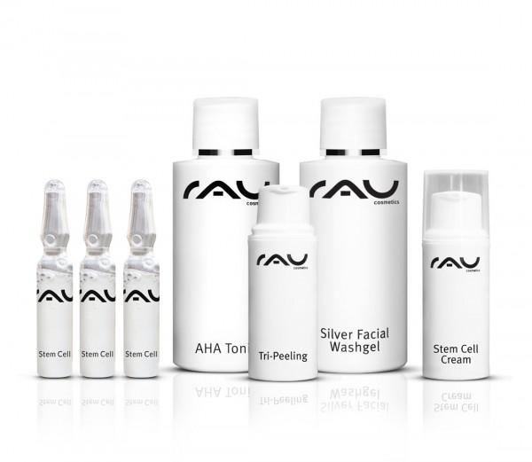 RAU Cosmetics Schnupper-Set - Stem Cell - Pröbchenmix zum Reinschnuppern