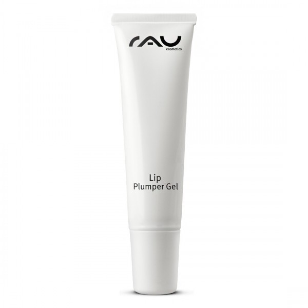 RAU Lip Pumper Gel 15 ml - For Irresistible and Full Lips, with Gloss Effect