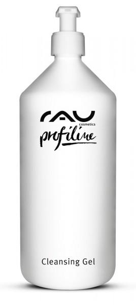 RAU Cleansing Gel 1000 ml PROFILINE - Reinigungsgel mit Aloe Vera und Brennnessel-Extrakt