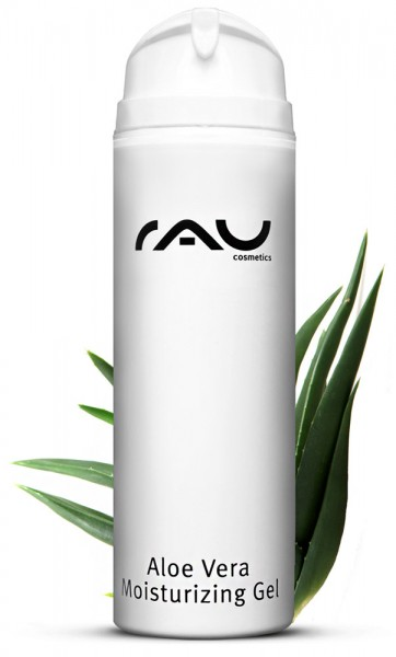 RAU Aloe Vera Moisturizing Gel 150 ml