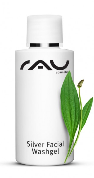 RAU Silver Facial Washgel 50 ml
