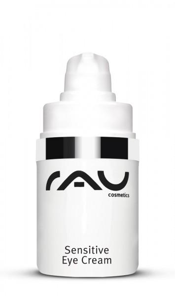 RAU Sensitive Eye Cream 15 ml - intensive Feuchtigkeitspflege für junge & sensible Haut