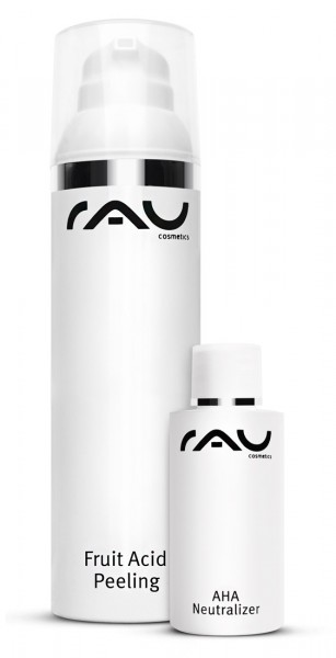 RAU Fruit Acid Peeling 100 ml - Peeling with BHA