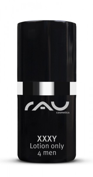 RAU XXXY Lotion only 4 men 15 ml
