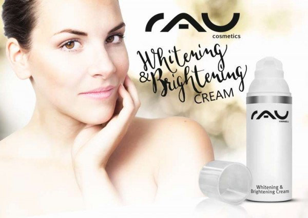 RAU Plakat - Whitening & Brightening Cream A2