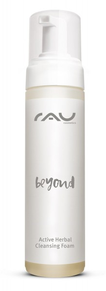 RAU beyond Active Herbal Cleansing Foam 200 ml