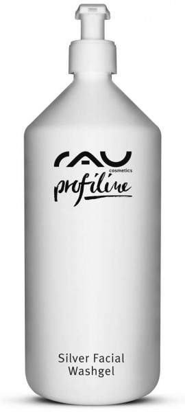 RAU Silver Facical Washgel 1000 ml