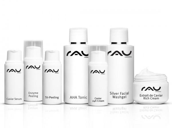 RAU Cosmetics Schnupper-Set - Caviar Serie