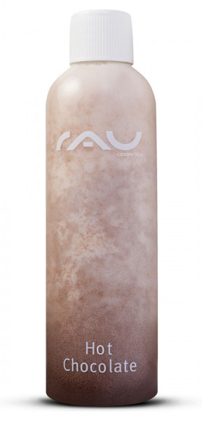 RAU Cosmetics Hot Chocolate Massage Lotion