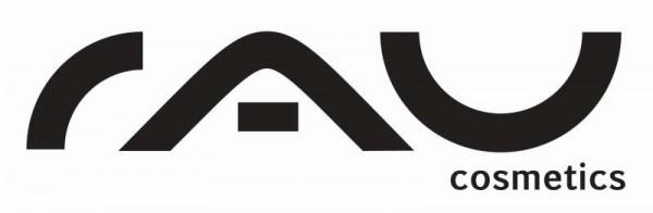 RAU Aufkleber - schwarz, transparent 10x3 cm